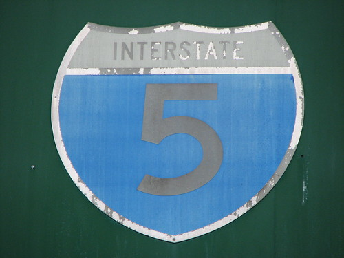Day 126/366 - Interstate 5