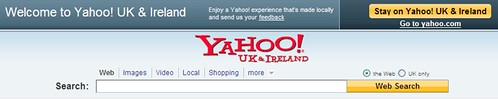 Yahoo! UK & Ireland