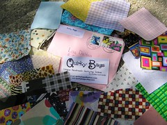 Fabric from Quirky Bags