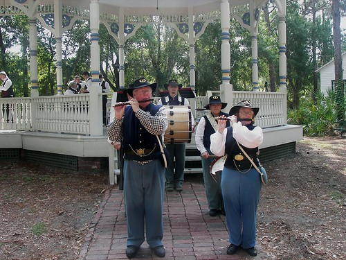 Fife and Drum music