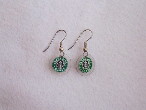Gift Card Earrings