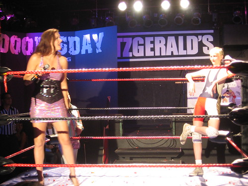 Doomsday Wrestling - Fitzgerald's, Houston TX, originally uploaded by Mr. ...
