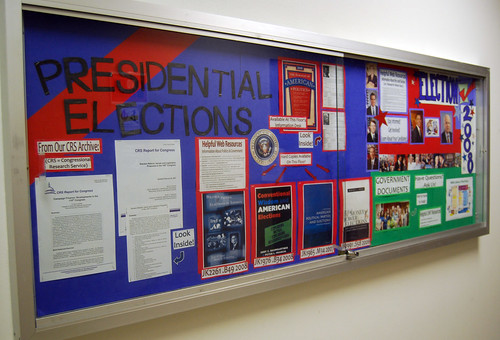 Presidential Elections 2008 Display
