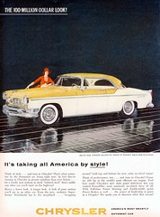 It's taking all America by Style! (epiclectic) Tags: sunset cars 1955 vintage magazine ads automobile ad retro ephemera advertisement april epiclectic