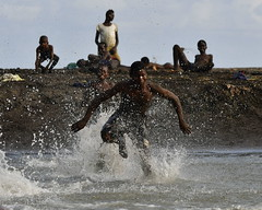 Catch the Photographer, if you can! Sao Tomé, West Africa