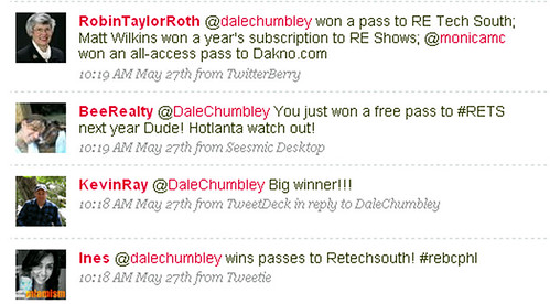 RE Tech South Winner