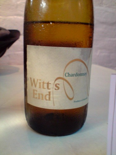 Inappropriate anniversary wine