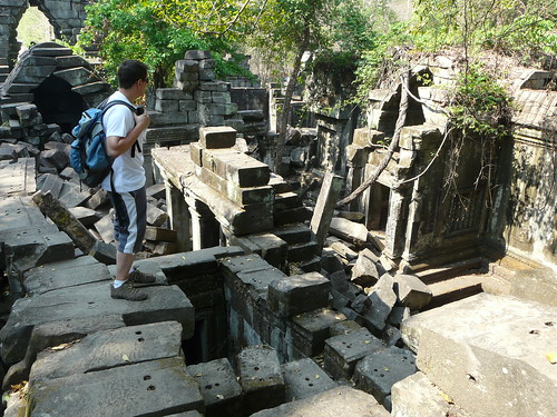 Templo de Angkor (Camboya) 4507164657_7a2b80e7eb