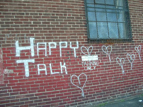 Happy Talk Hearts