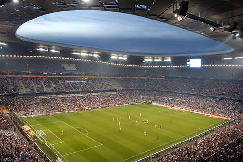 Munich Soccer Game