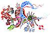 soiD  - monad - モナド (sanchezdot) Tags: fish flower eye art cat spiral 3d dragon snake render space jazz drawings sketchup 2d monada 44 quetzalcoatl loon quantum transform goku rainbowwarrior jinn alebrije monade monads sumerian nagual monad drako nahual ketzal monadas monism monismo ometeotl draeams impecability sanchezdot ketzalcoatl jazz9ometeotl tachyons artmonad monismart