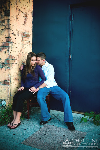 Mercedes & Tim – Engagement Photos!
