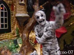 Scooby Doo style. (Orcoo) Tags: party halloween mexico toys fiesta juegos style nuevoleon scoobydoo doo monterrey miedo scooby juguetes dulces momia hannabarbera nochedebrujas