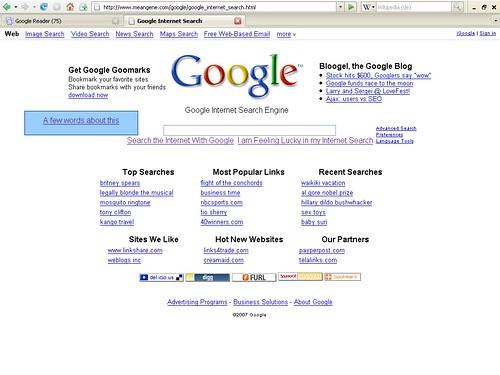 Google 4 Google