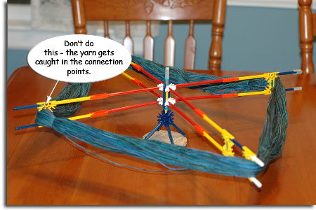 K'nex swift version 1