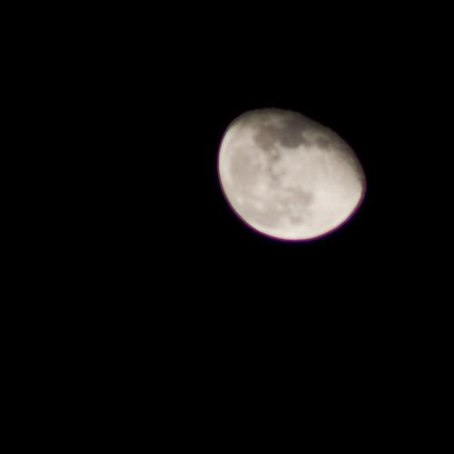 Moon attempt