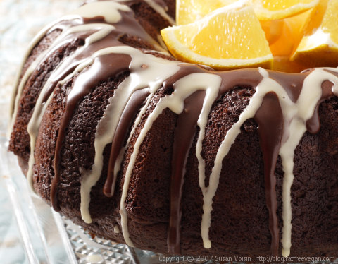 Chocolate-Orange Cake