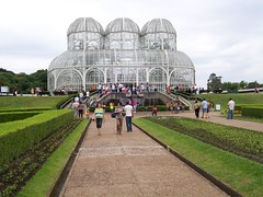 Jardim Botnico - Curitiba - 003 (Carlos Alberto vila) Tags: city travel las flowers cidade brazil flores tourism ecolog