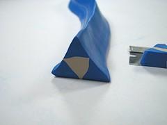 Cut edge