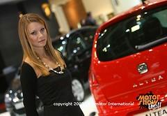 Seat - Motor Show 2007 (actionsquad) Tags: auto italy cars car stand italia seat exhibition altea bologna motorshow fiera automobili veicoli seataltea standseat actionsquadit standmotorshow