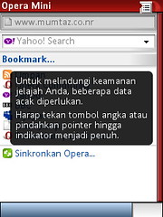 Aplikasi HP Gratis: Opera Mini 4, 3, dan 2 – Mobile Browser