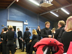 Chamber Choir Concert (chicgeekuk) Tags: red laura animal toy crab plush claw abroad stuffedanimal seafood claude crabs crustacean claws kishimoto travellingtoys travellingtoy laurakishimoto laurakishimotoca claudeabroad