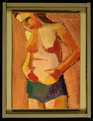 Figure Painting 3487 (davidkasir11) Tags: art composition artist oil oilpainting figurestudy miad figurestudies figurepainting davidkasir