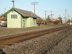 Agnew Station - Santa Clara, Ca. (sharkzan) Tags: old buildings structures historic santaclara railroads stations railfanning depots