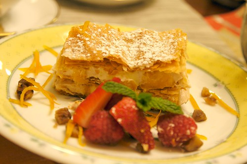Count Down Party - Marron Mille-Feuille
