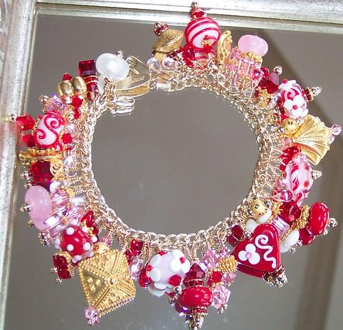 Estancia Designs Sweets for my Sweet Valentine's Bracelet