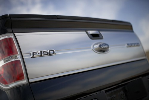 2009 Ford F-150 Platinum (Set)