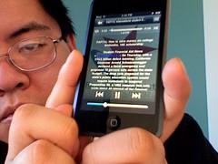 iPod Touch Lyrics