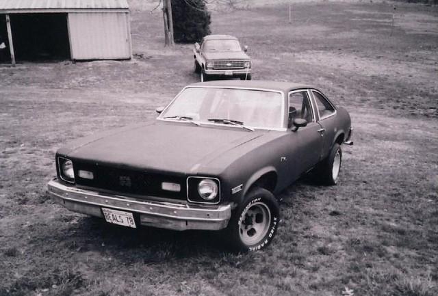 nova ss chevy 1976 greenup