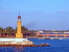 Egypt-14A-141 - Montazah Lighthouse