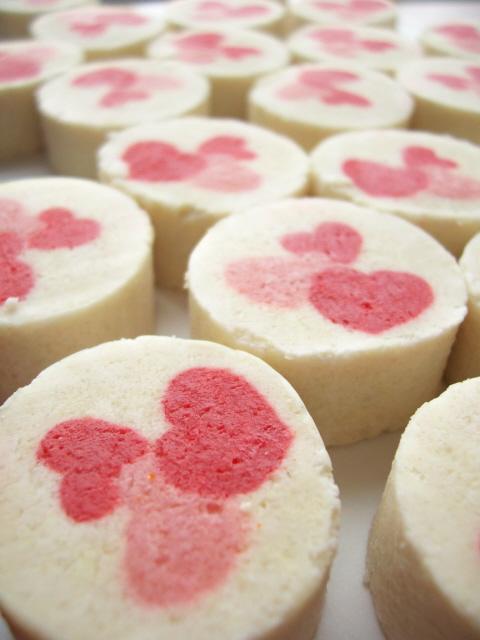 Valentine Cookies...Mmmm!