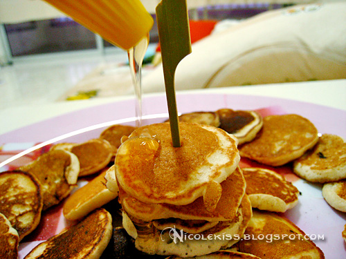 homemade pancakes 3b
