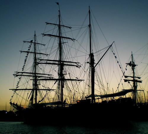 tall ship, Australia