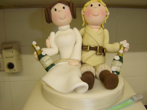 Star wars wedding cake toppers hairstyles todays fairy cake topper star wars wedding cake topper junglespirit Gallery