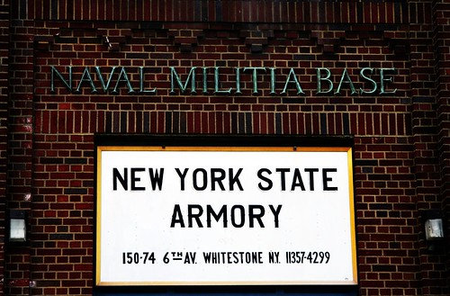 37/365 Naval Militia Base, New York State Armory