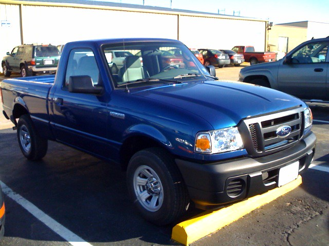 ford ranger manual 2008 4cyl