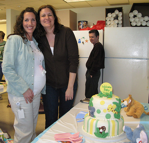 Baby Hobbs shower