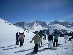 January 2008 Skiing at Copper Mountain by Bill Dayton