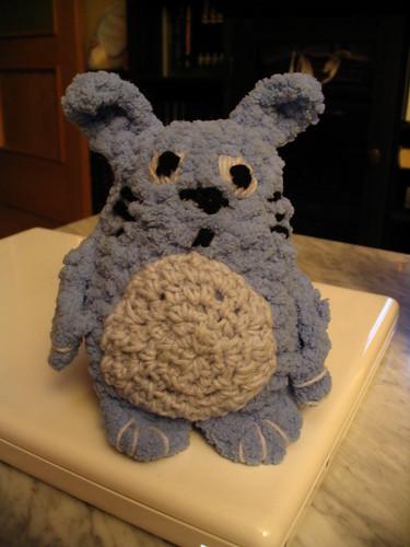 totoro knitt
