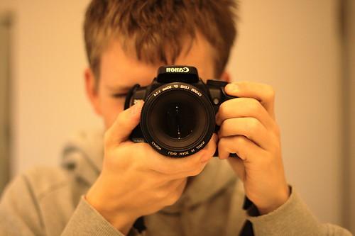 Me the photographer