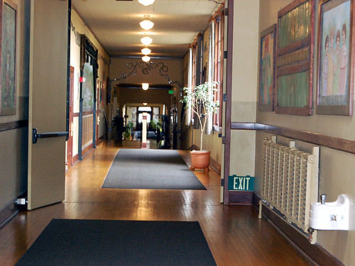 Halls of the Kennedy School