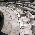 gradas asientos teatro dionisos