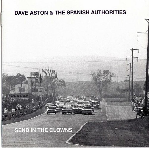 dave aston album cover