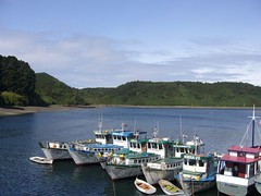 Puerto Montt - port