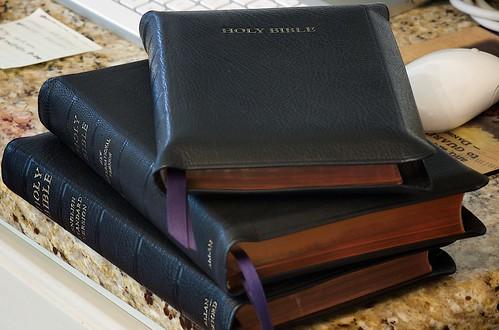 Two Allan's Bibles 3