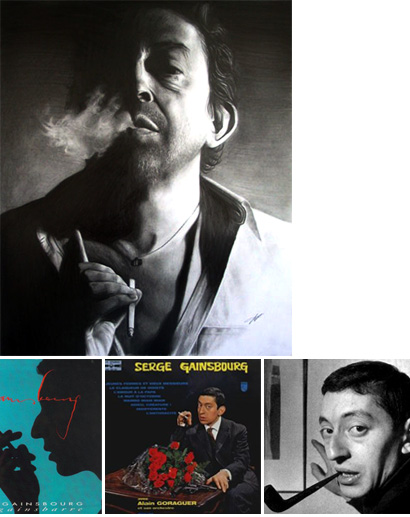 inspired by serge gainsbourg